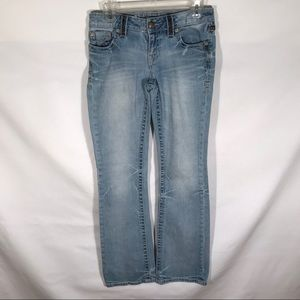 Miss Me Boot Jeans Women Size 27 Inseam 31